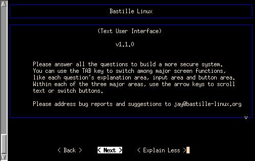 Lf166 System Administration Bastille Linux O C 243 Mo